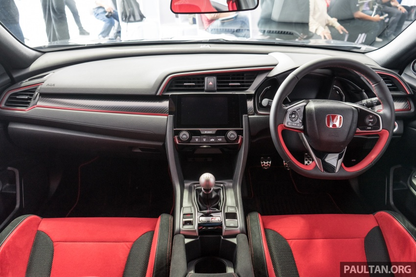 FK8 Honda Civic Type R launched in Malaysia: RM320k Image #734961