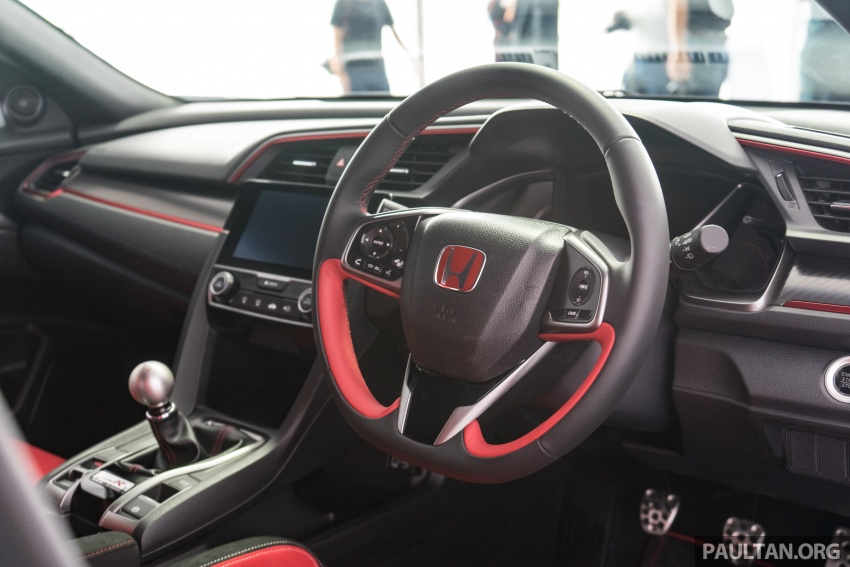 FK8 Honda Civic Type R launched in Malaysia: RM320k Image #734964