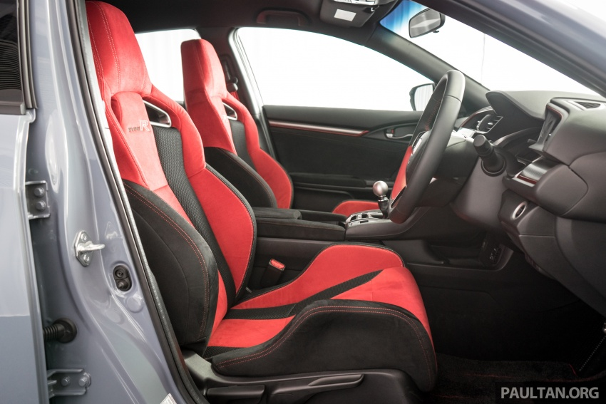 FK8 Honda Civic Type R launched in Malaysia: RM320k Image #734965