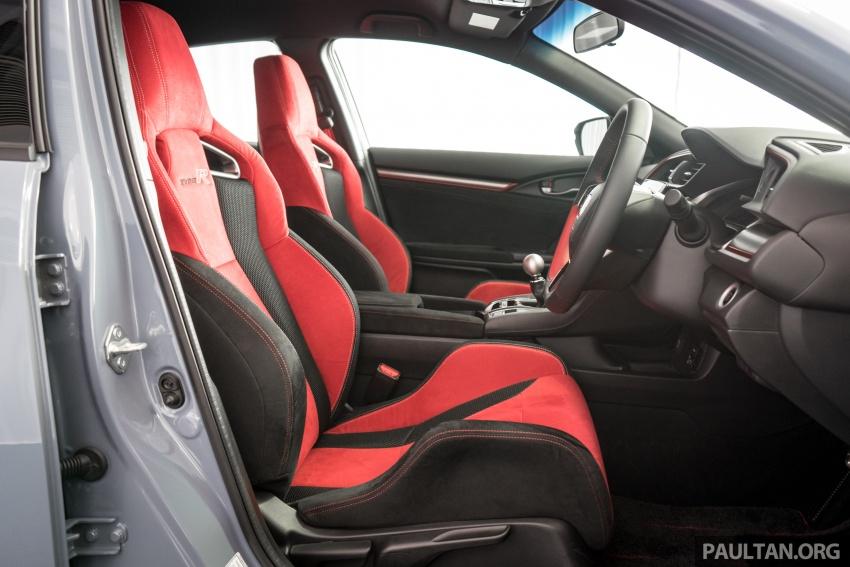 Honda Civic Type R FK8 kini dilancarkan di Malaysia secara rasmi – jana 310 PS/400Nm, harga dari RM320k Image #735066