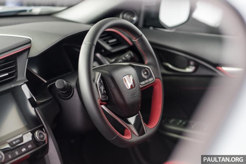 Honda Civic Type R FK8 kini dilancarkan di Malaysia secara rasmi – jana 310 PS/400Nm, harga dari RM320k Image #735033