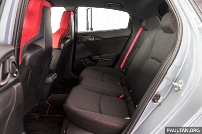 Honda Civic Type R FK8 kini dilancarkan di Malaysia secara rasmi – jana 310 PS/400Nm, harga dari RM320k Image #735069