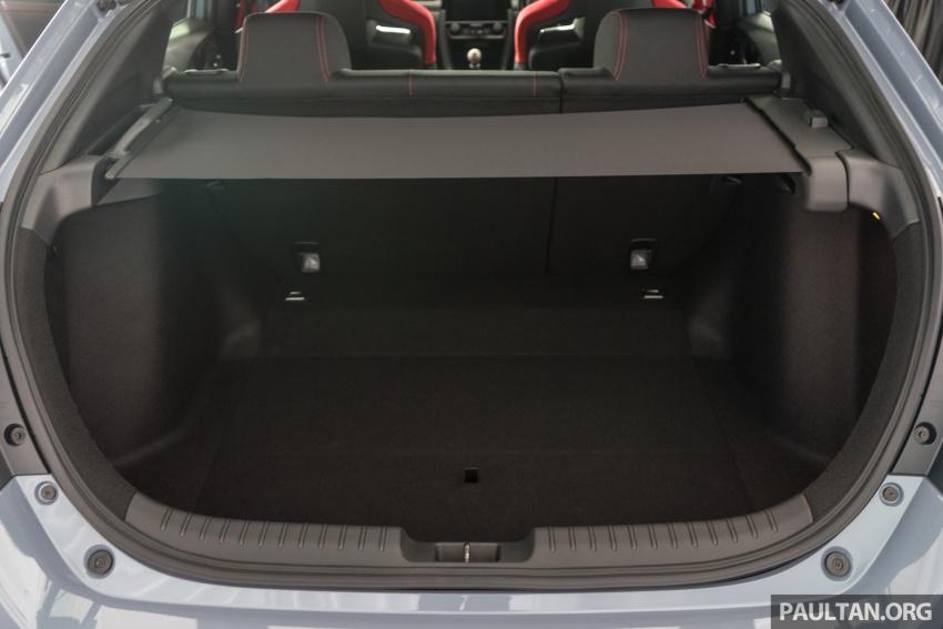 Honda Civic Type R FK8 kini dilancarkan di Malaysia secara rasmi – jana 310 PS/400Nm, harga dari RM320k Image #735070