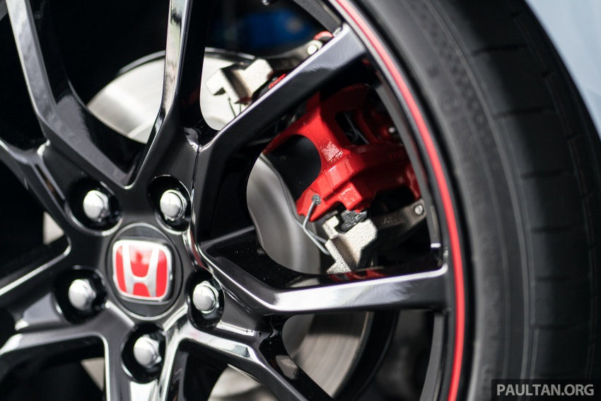FK8 Honda Civic Type R launched in Malaysia: RM320k Image #734974