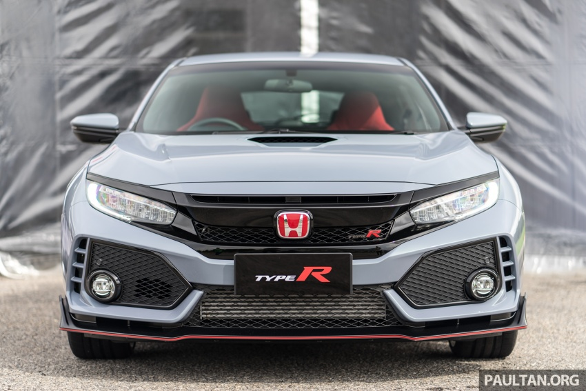 FK8 Honda Civic Type R launched in Malaysia: RM320k Image #734975