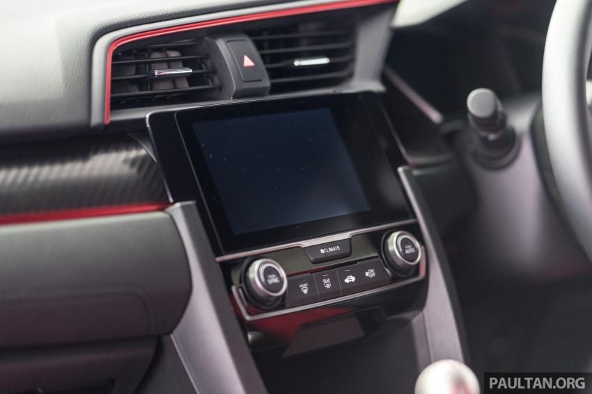 Honda Civic Type R FK8 kini dilancarkan di Malaysia secara rasmi – jana 310 PS/400Nm, harga dari RM320k Image #735035