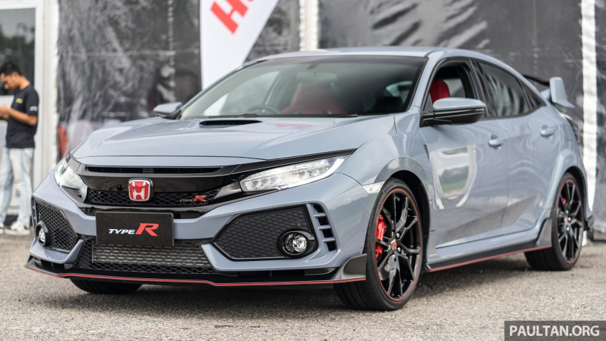 FK8 Honda Civic Type R launched in Malaysia: RM320k Image #734976
