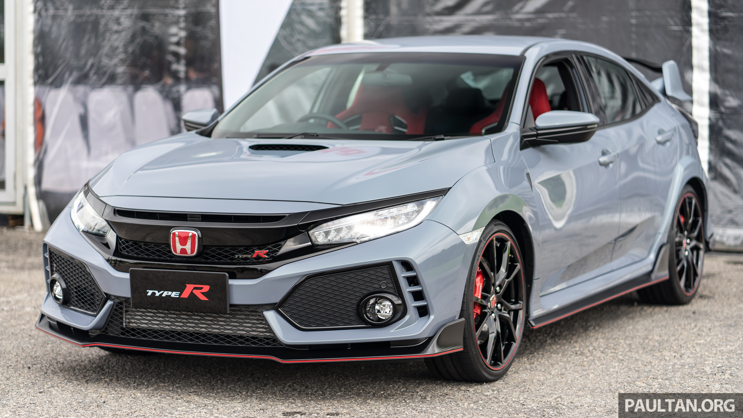 Honda Civic 1 >> FK8 Honda Civic Type R launched in Malaysia: RM320k Image 734977
