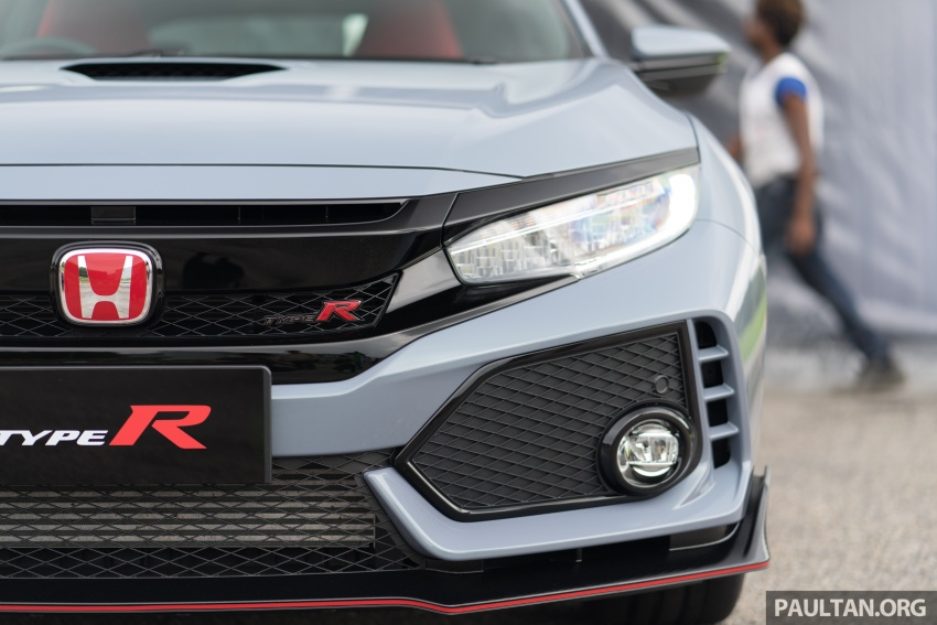 FK8 Honda Civic Type R launched in Malaysia: RM320k Image #734978
