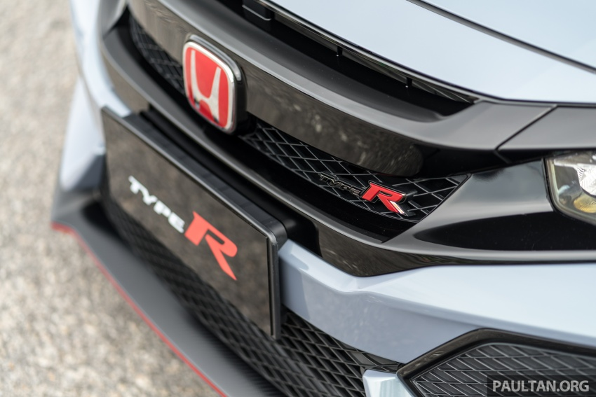 FK8 Honda Civic Type R launched in Malaysia: RM320k Image #734979