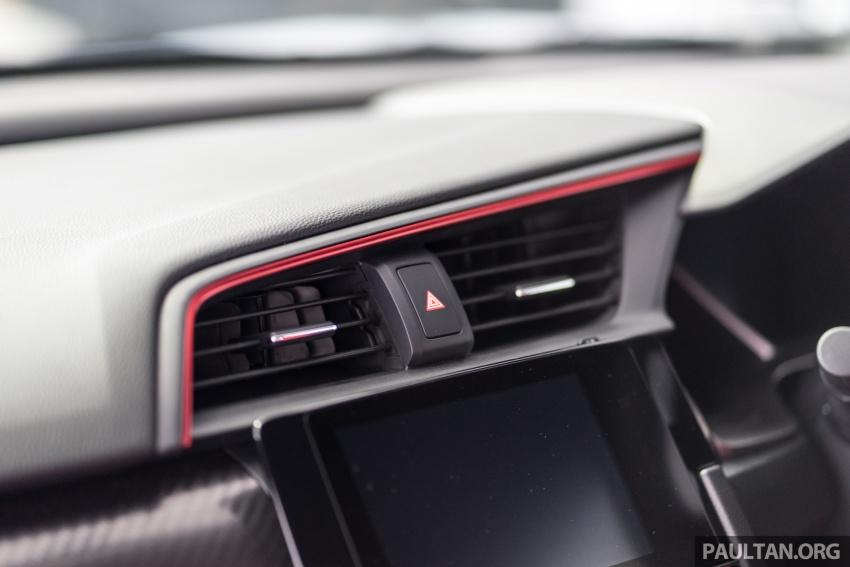 Honda Civic Type R FK8 kini dilancarkan di Malaysia secara rasmi – jana 310 PS/400Nm, harga dari RM320k Image #735040