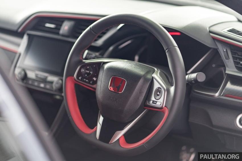 Honda Civic Type R FK8 kini dilancarkan di Malaysia secara rasmi – jana 310 PS/400Nm, harga dari RM320k Image #735048