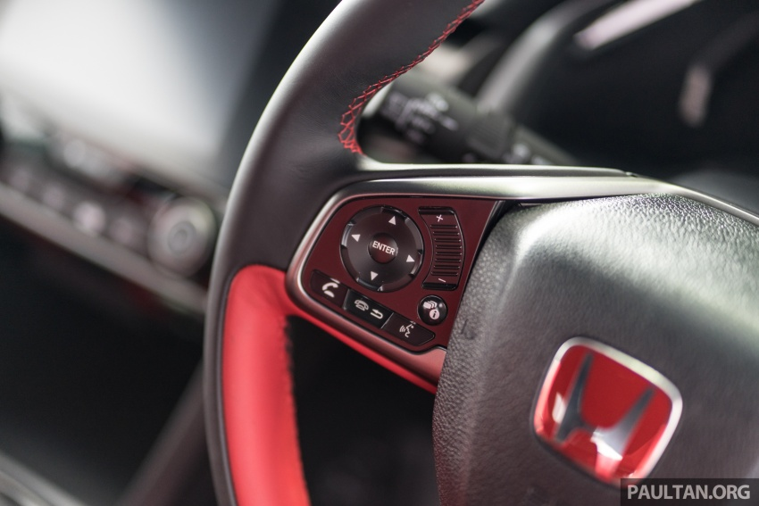FK8 Honda Civic Type R launched in Malaysia: RM320k Image #734955