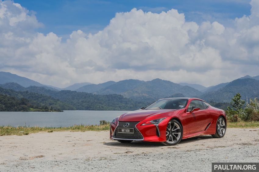 GALLERY: Lexus LC 500 in Malaysia – RM940,000 Image #1047841