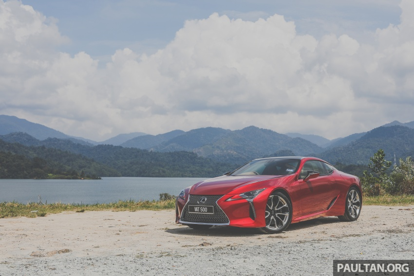 GALLERY: Lexus LC 500 in Malaysia – RM940,000 Image #744963