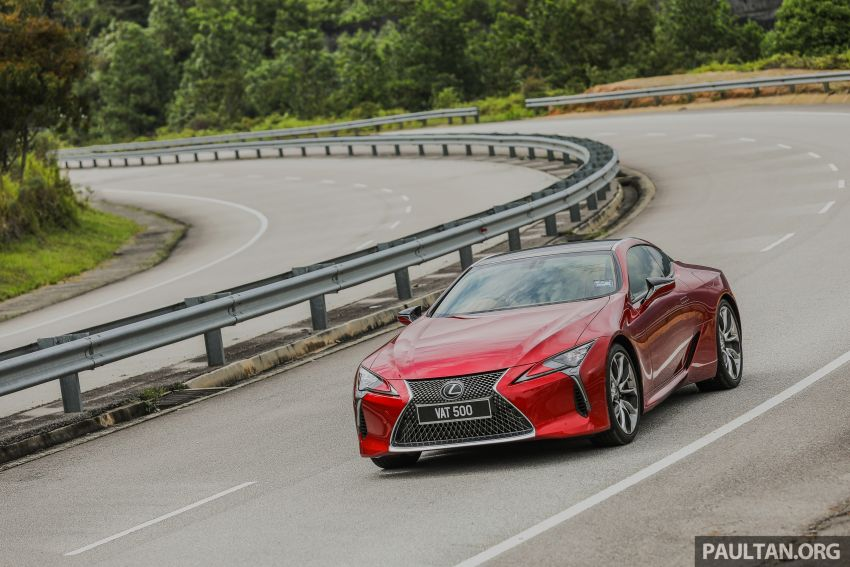 GALLERY: Lexus LC 500 in Malaysia – RM940,000 Image #1047855
