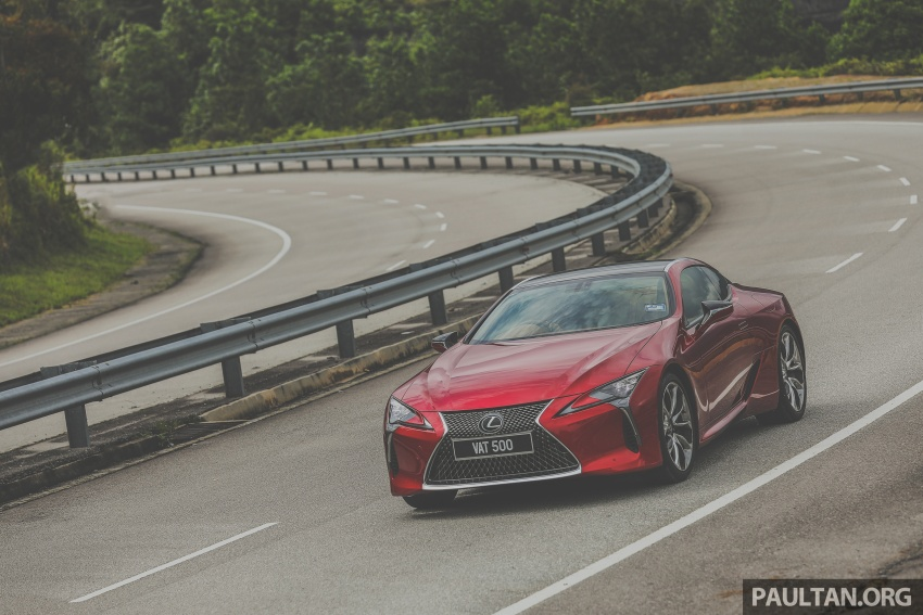 GALLERY: Lexus LC 500 in Malaysia – RM940,000 Image #744973