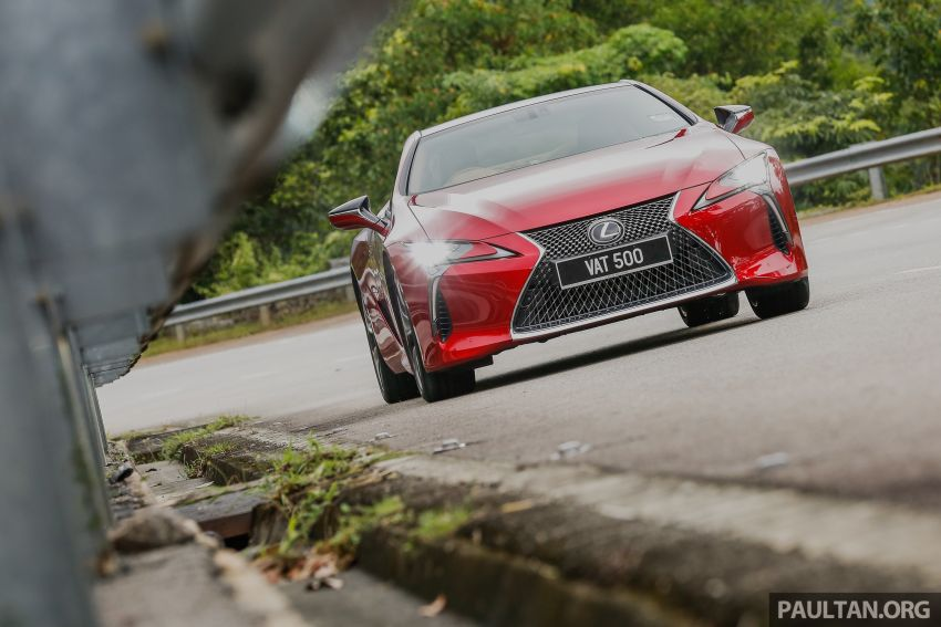 GALLERY: Lexus LC 500 in Malaysia – RM940,000 Image #1047856