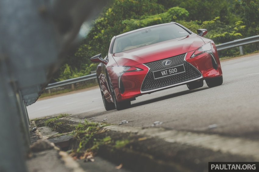 GALLERY: Lexus LC 500 in Malaysia – RM940,000 Image #744974