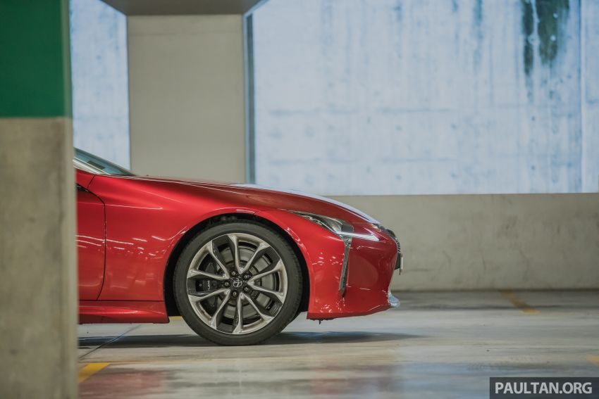 GALLERY: Lexus LC 500 in Malaysia – RM940,000 Image #1047862