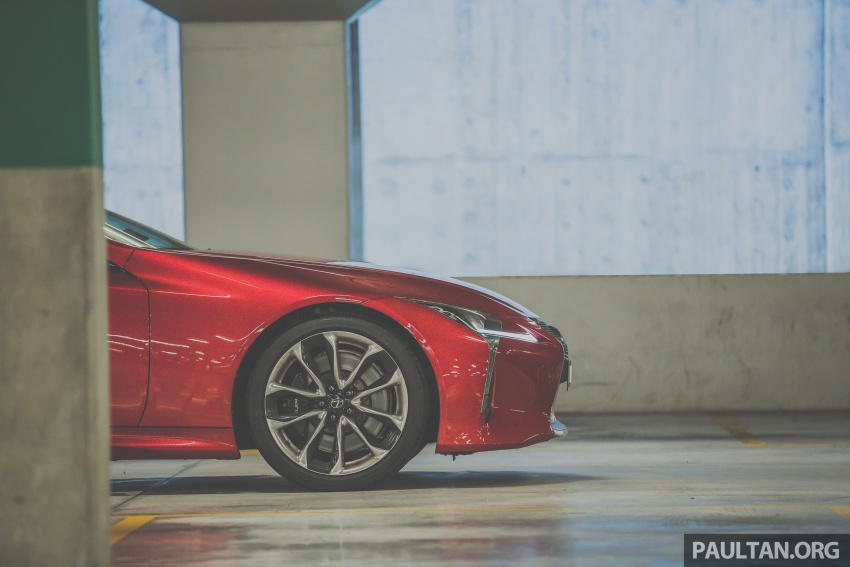 GALLERY: Lexus LC 500 in Malaysia – RM940,000 Image #744979