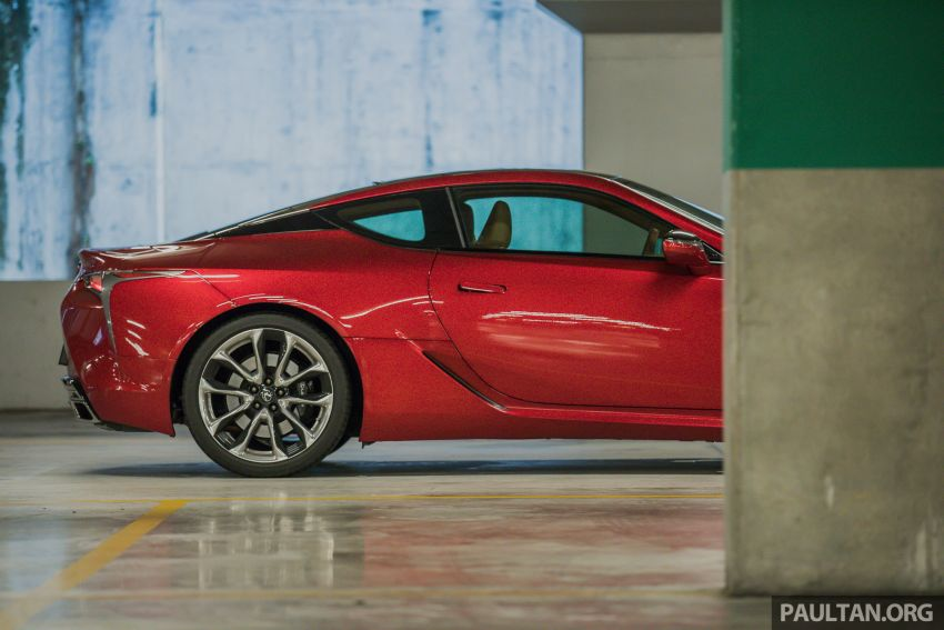 GALLERY: Lexus LC 500 in Malaysia – RM940,000 Image #1047863