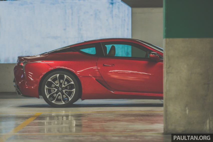 GALLERY: Lexus LC 500 in Malaysia – RM940,000 Image #744980