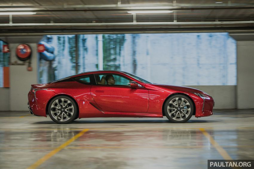 GALLERY: Lexus LC 500 in Malaysia – RM940,000 Image #1047864