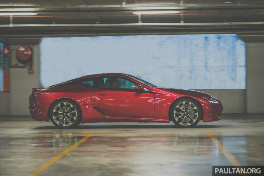 GALLERY: Lexus LC 500 in Malaysia – RM940,000 Image #744981