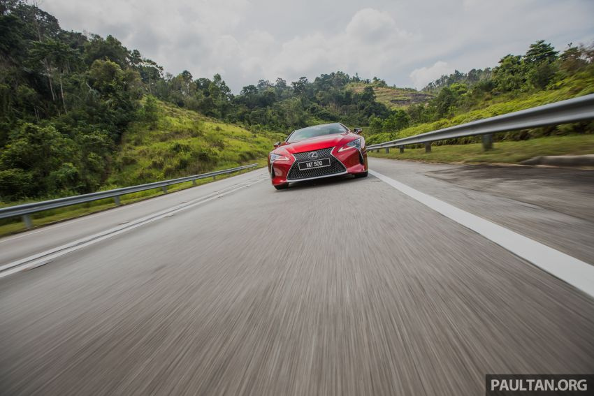 GALLERY: Lexus LC 500 in Malaysia – RM940,000 Image #1047842