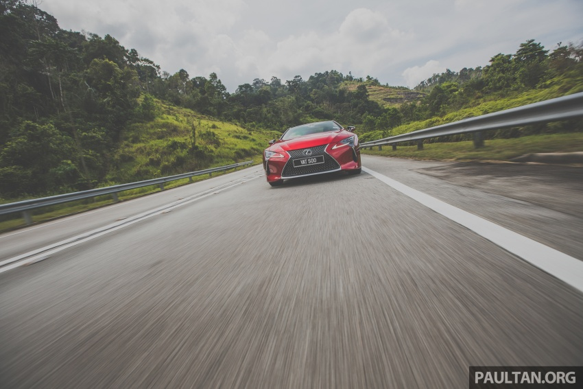 GALLERY: Lexus LC 500 in Malaysia – RM940,000 Image #744964