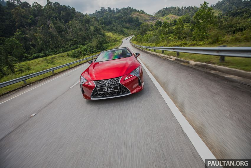 GALLERY: Lexus LC 500 in Malaysia – RM940,000 Image #1047844