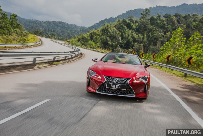 GALLERY: Lexus LC 500 in Malaysia – RM940,000 Image #1047845