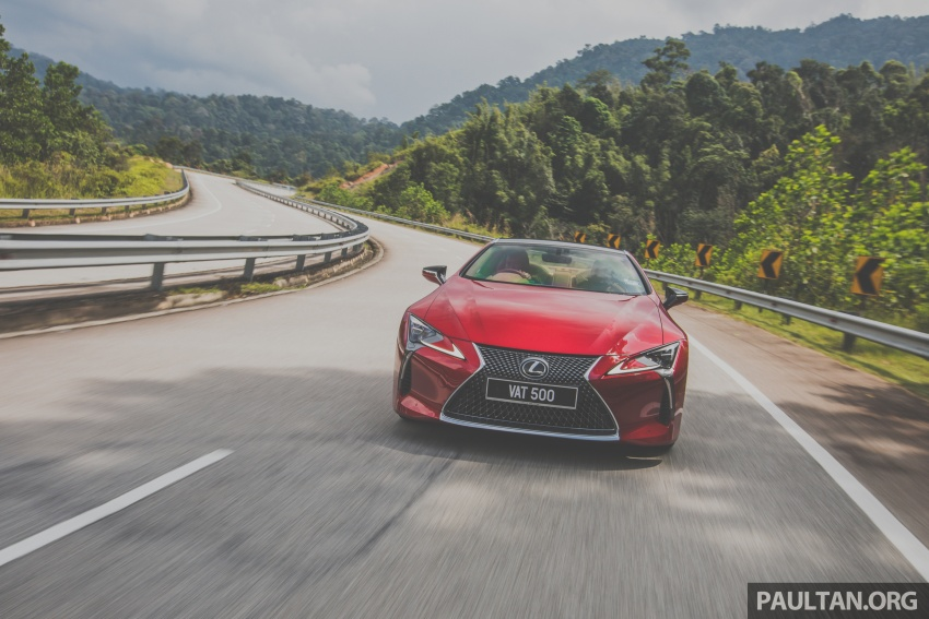 GALLERY: Lexus LC 500 in Malaysia – RM940,000 Image #744966