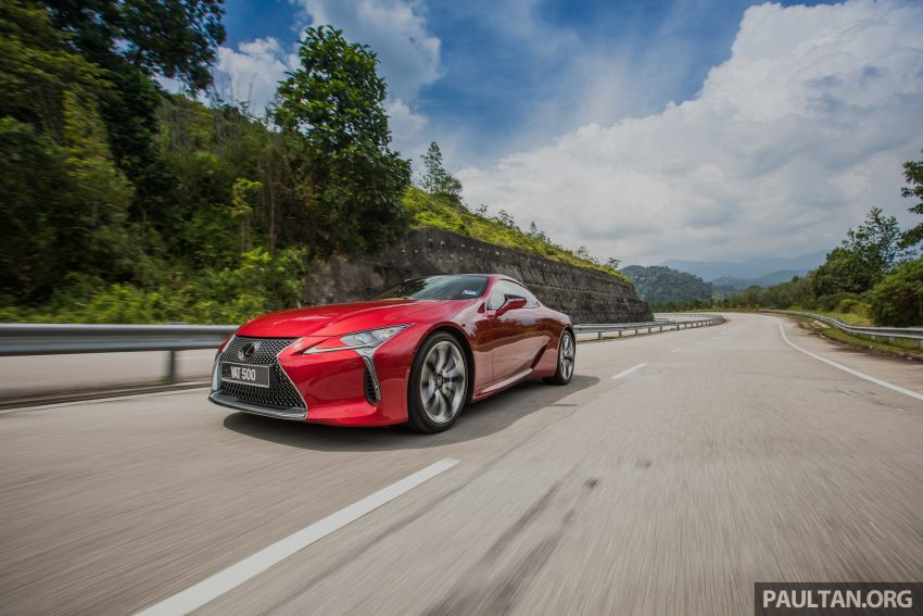 GALLERY: Lexus LC 500 in Malaysia – RM940,000 Image #1047846