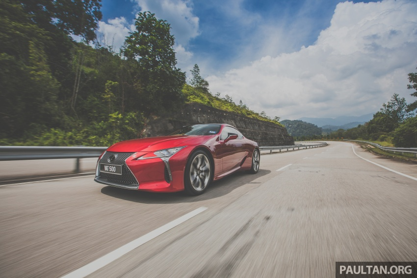 GALLERY: Lexus LC 500 in Malaysia – RM940,000 Image #744967