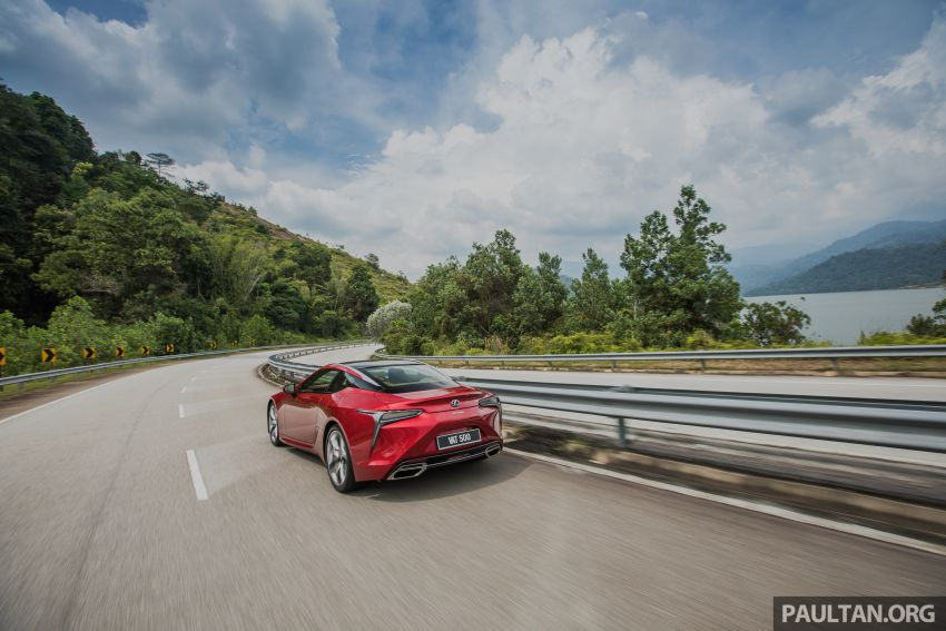 GALLERY: Lexus LC 500 in Malaysia – RM940,000 Image #1047848