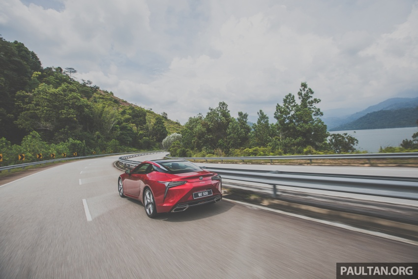 GALLERY: Lexus LC 500 in Malaysia – RM940,000 Image #744968