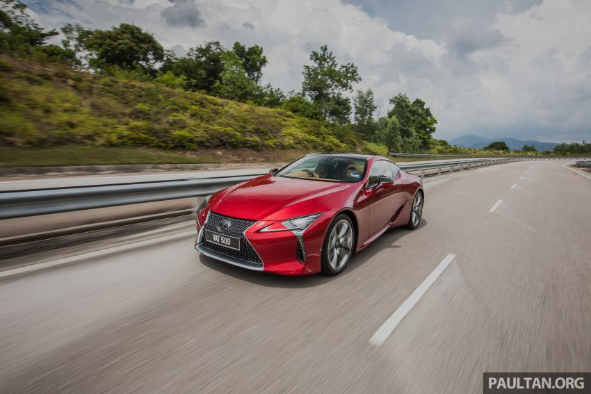 GALLERY: Lexus LC 500 in Malaysia – RM940,000 Image #1047849