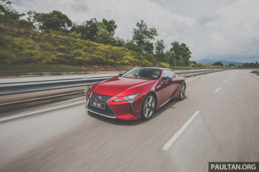 GALLERY: Lexus LC 500 in Malaysia – RM940,000 Image #744969
