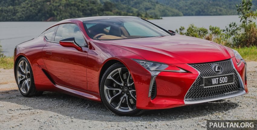 GALLERY: Lexus LC 500 in Malaysia – RM940,000 Image #1047751