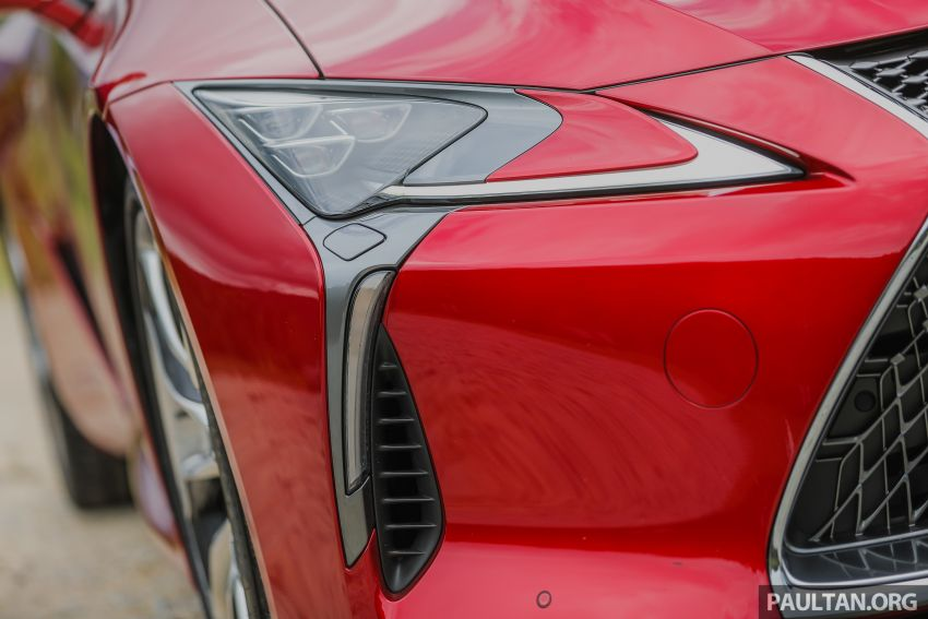 GALLERY: Lexus LC 500 in Malaysia – RM940,000 Image #1047762
