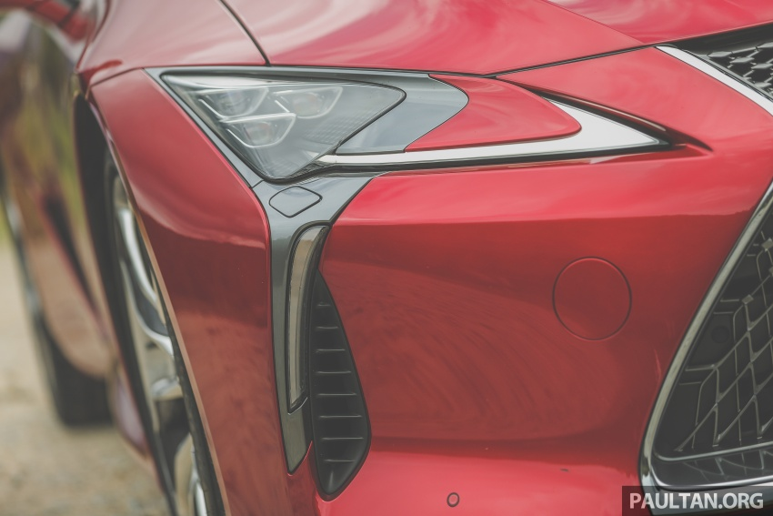 GALLERY: Lexus LC 500 in Malaysia – RM940,000 Image #744900