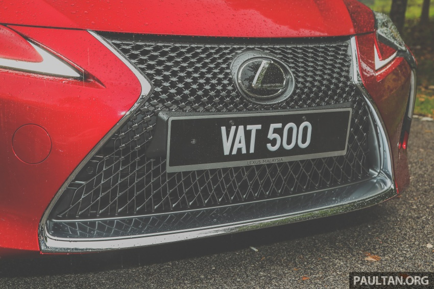 GALLERY: Lexus LC 500 in Malaysia – RM940,000 Image #744901