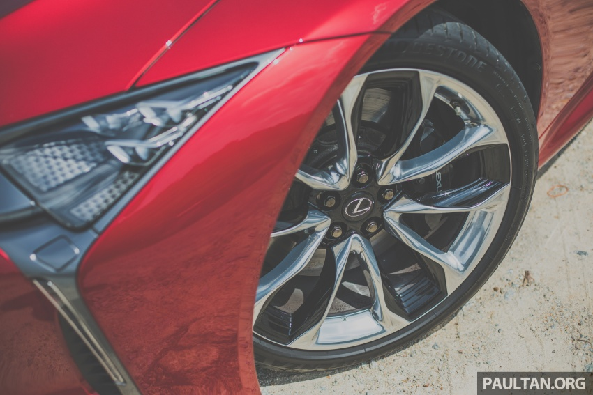 GALLERY: Lexus LC 500 in Malaysia – RM940,000 Image #744902