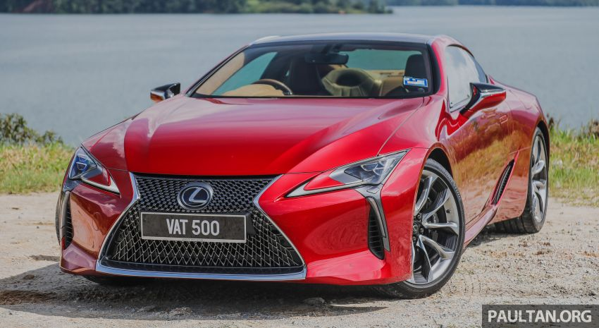 GALLERY: Lexus LC 500 in Malaysia – RM940,000 Image #1047753