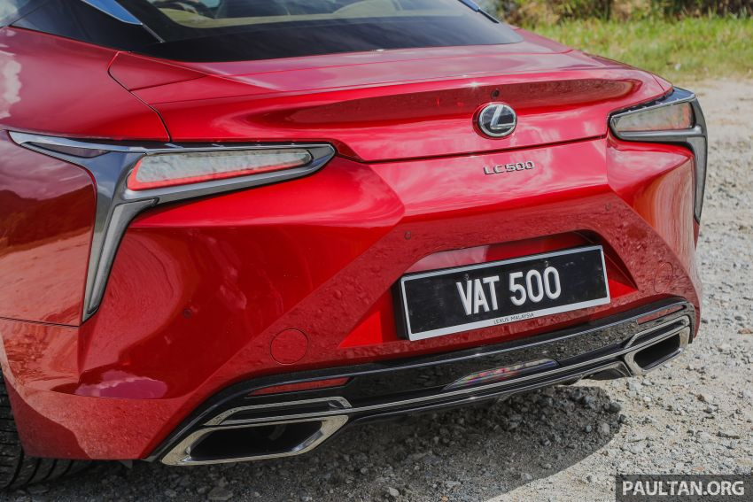 GALLERY: Lexus LC 500 in Malaysia – RM940,000 Image #1047776