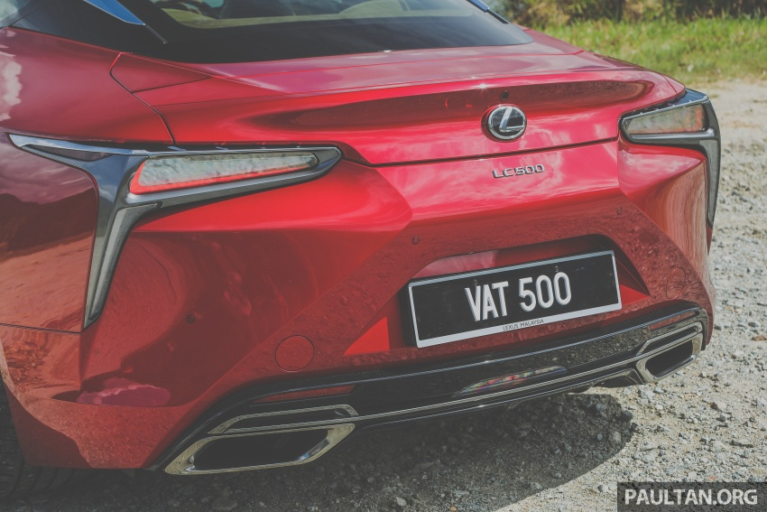 GALLERY: Lexus LC 500 in Malaysia – RM940,000 Image #744911