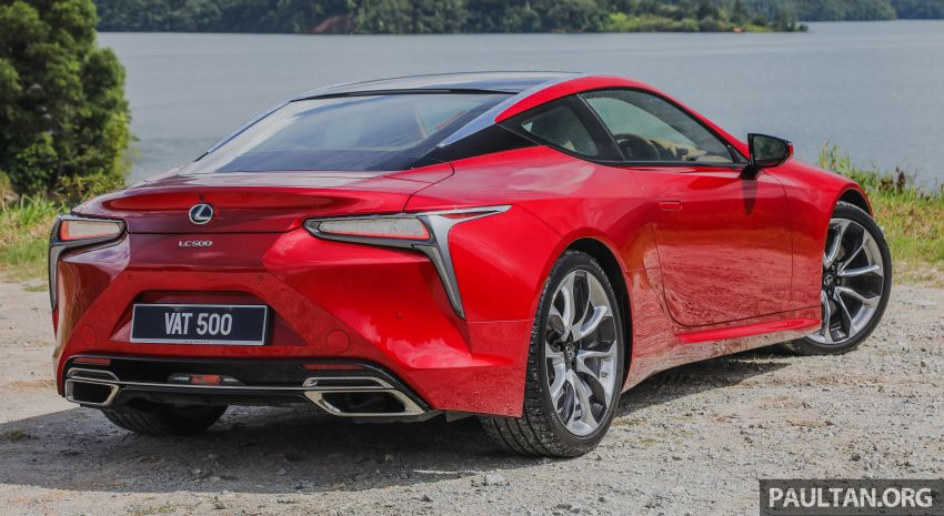 GALLERY: Lexus LC 500 in Malaysia – RM940,000 Image #1047754