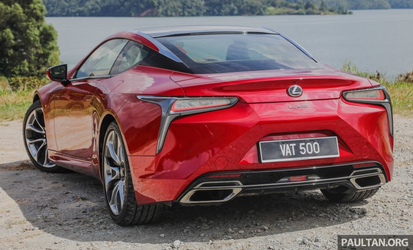 GALLERY: Lexus LC 500 in Malaysia – RM940,000 Image #1047756